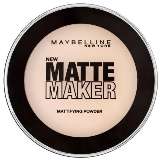 Maybelline Matte Maker Mattifying Powder 20 Nude Beige