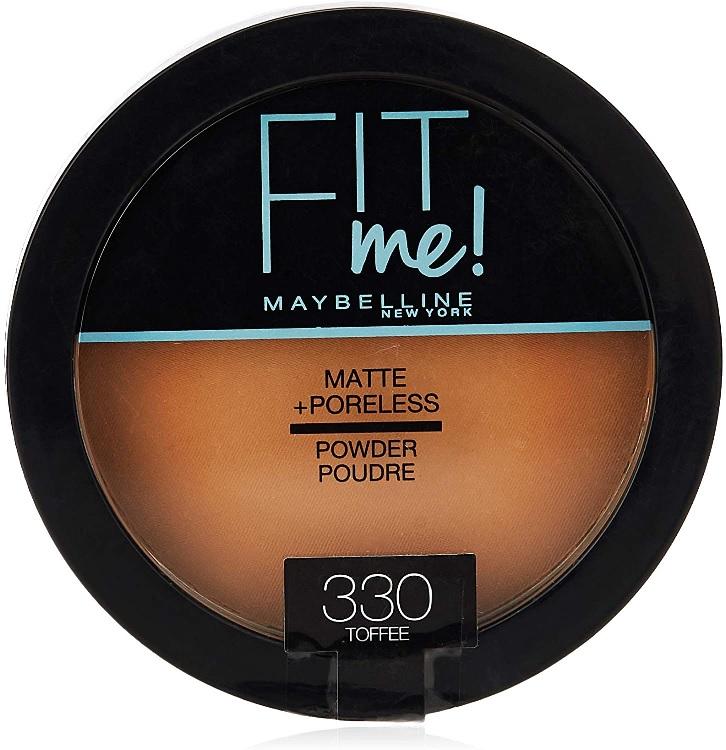 Maybelline Fit Me Matte & Poreless Powder 330 Toffee