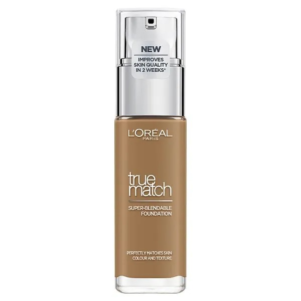 L'Oreal True Match Foundation 8.5D Toffee