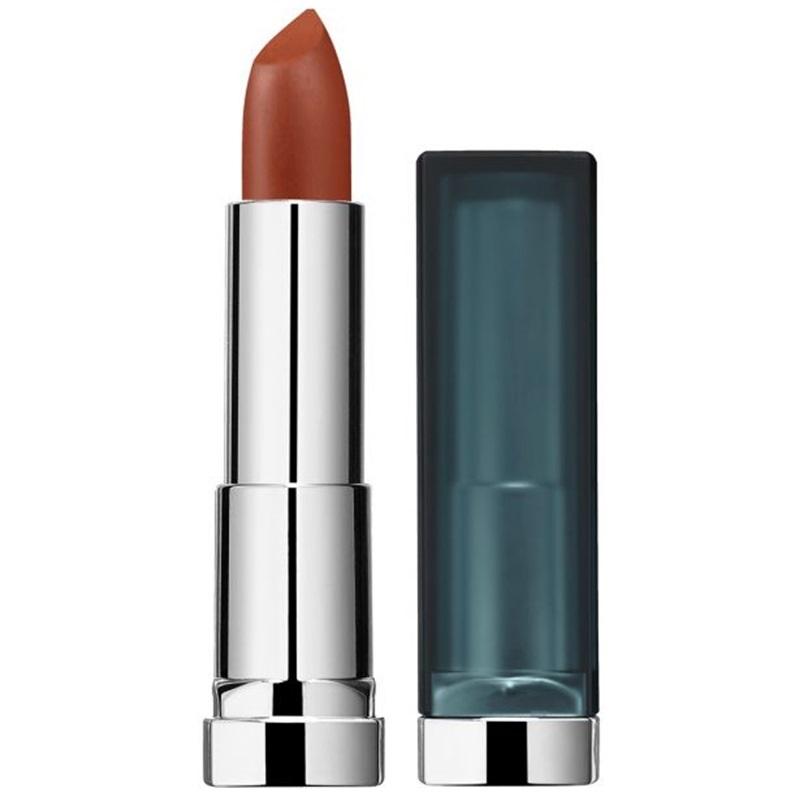 Maybelline Color Sensational Matte Lipstick Melted Chocolate